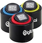Stack Digital Clocks